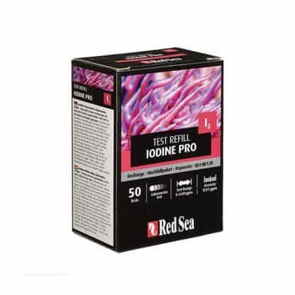 Red Sea Iodine Pro-Refil 50 Tests