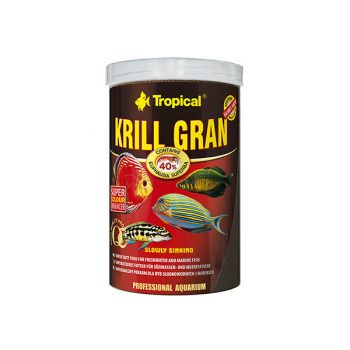 TROPICAL Krill Gran Tin 100ml/54gr