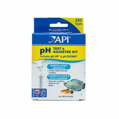 Api Ph Test And Adjuster Kit (250 Tests)