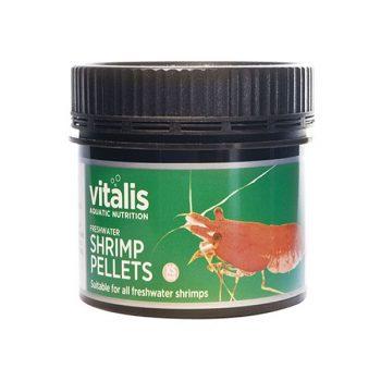 Vitalis Freshwater Shrimp Pellets 1mm 60gr
