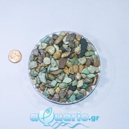 Emerald pebble 7-9mm  -5kg