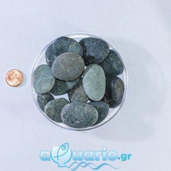 Pebble Black 2-4cm -1kg