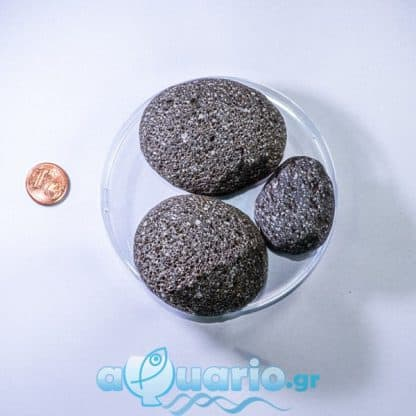 Black Volcano Pebble 1kg
