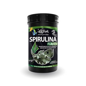 Haquoss Spirulina Flakes 1000ml/160gr
