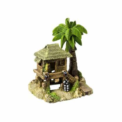 Aqua Della Tropical Island No3 5x15x22.7 With House
