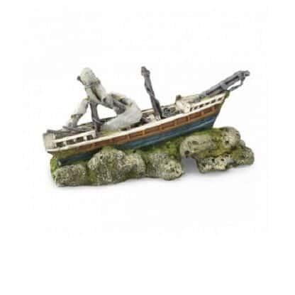 Aqua Della boat L 36×13.5×18.5 cm