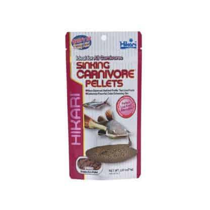 Hikari Sinking Carnivore Pellets 74 gr