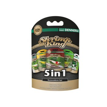 "Dennerle ""ShrimpKing 5 in 1 – 5x6gr"