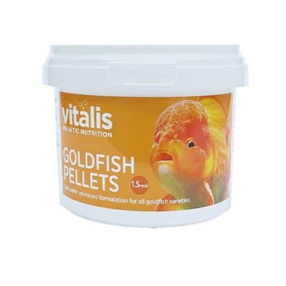 Vitalis Goldfish pellets (s) 1.5mm -70 gr
