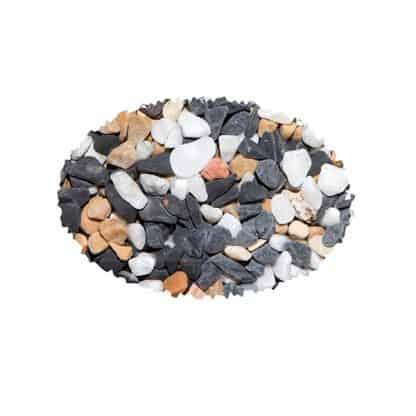 Haquoss natural gravel Lake 3-5 mm -5kg