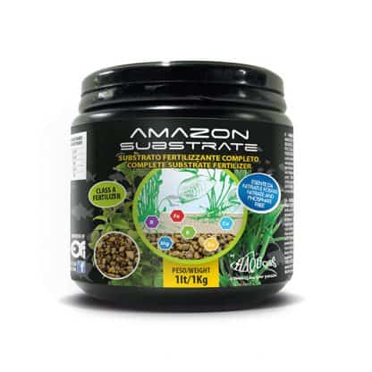 Haquoss Amazon substrate 1lt-1kg