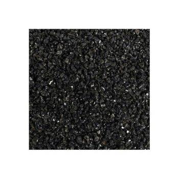 Aqua Della Aquarium gravel black 1-3mm-9kg