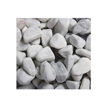 Aqua Della Gravel Carrara White 12-16mm -2kg