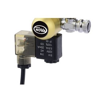 Aqua Nova Co2 Solenoid valve for regulator