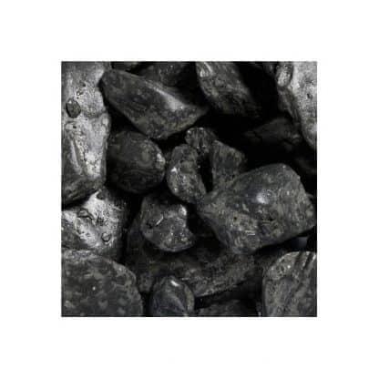 Aqua Della black pebbles 2kg