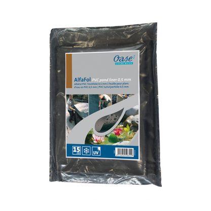 Oase AlfaFol black Pre-Packed 0.5mm / 6x5m