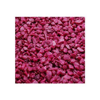 Aqua Della Glamour stone bright rusberry 6-9mm 2kg
