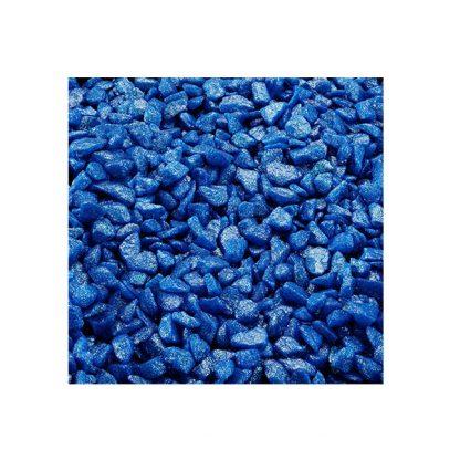 Aqua Della Glamour stone ocean blue 6-9mm 2kg