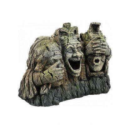 Aqua Della Hear See And Speak No Evil Rock 21,5×12,3x16cm