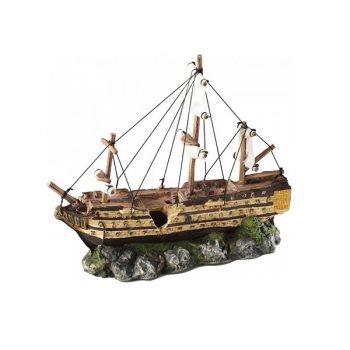 Aqua Della Sailing Boat 37x12x28,5cm