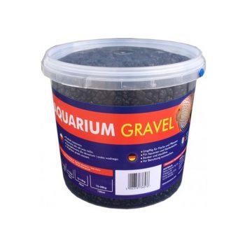 Aqua Nova Colour gravel 5kg (3L) 4-8mm, black