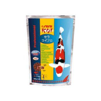 Sera KOI Professional Spring/Autumn Food 1000gr