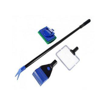 Aqua Nova Aquarium tools set 4 in 1