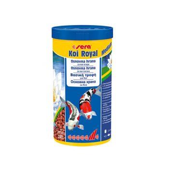 Sera Koi Royal Mini 1000ml/300gr