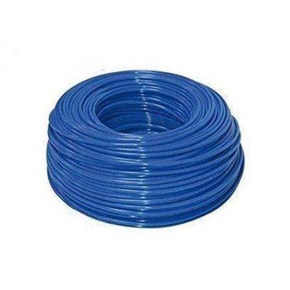 Osmosis tube blue 1/4″ 1m