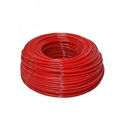 Osmosis tube red 1/4″ 1m
