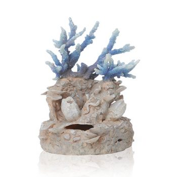 Oase biOrb Coral reef ornament blue
